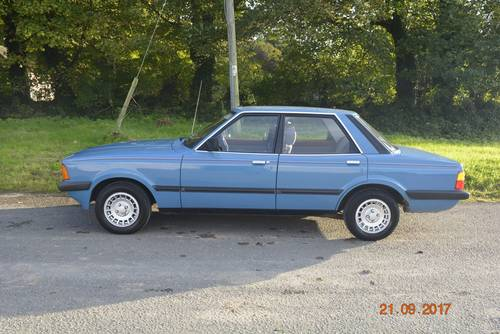 1982 Ford Cortina Crusader for sale. SOLD (picture 4 of 6)