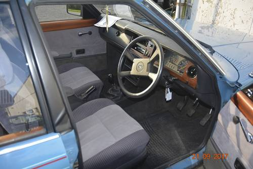 1982 Ford Cortina Crusader for sale. SOLD (picture 5 of 6)