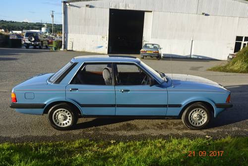 1982 Ford Cortina Crusader for sale. SOLD (picture 6 of 6)