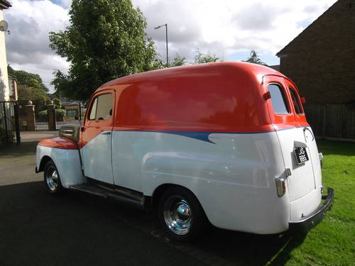 1948 F100 Panel Van 327 V8 Automatic Real Cool Cruiser  SOLD (picture 2 of 6)