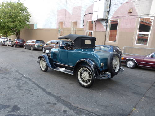 1928 Ford Model A Roadster Very Presentable - SOLD (picture 4 of 6)