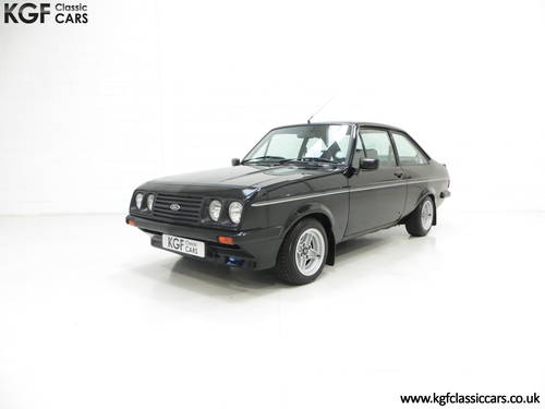 1977 A Legendary Ford Escort Mk2 RS2000 Custom SOLD (picture 2 of 6)