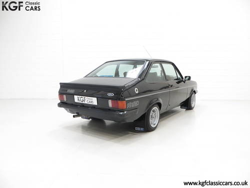 1977 A Legendary Ford Escort Mk2 RS2000 Custom SOLD (picture 5 of 6)