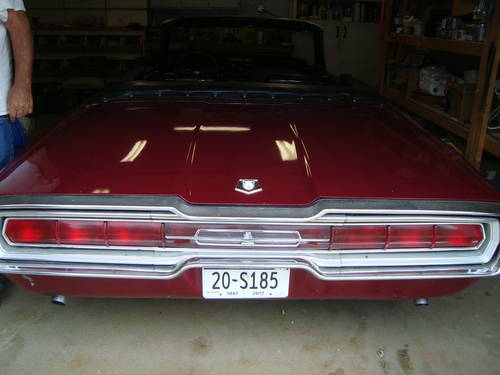 1966 Ford Thunderbird Convertile  For Sale (picture 2 of 6)