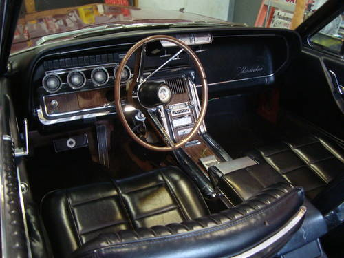 1966 Ford Thunderbird Convertile  For Sale (picture 3 of 6)