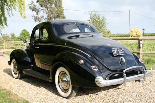 1940 Ford Opera Coupe Deluxe. The best available .. Anywhere For Sale (picture 2 of 6)
