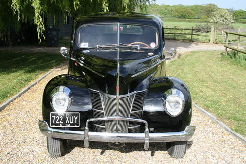 1940 Ford Opera Coupe Deluxe. The best available .. Anywhere For Sale (picture 4 of 6)