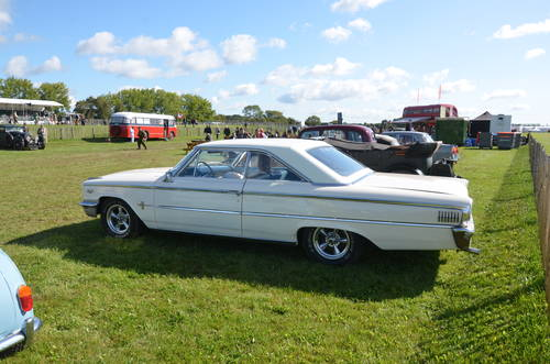 Ford Galaxie 500 390 big block coupe 1963 swap px For Sale (picture 1 of 6)
