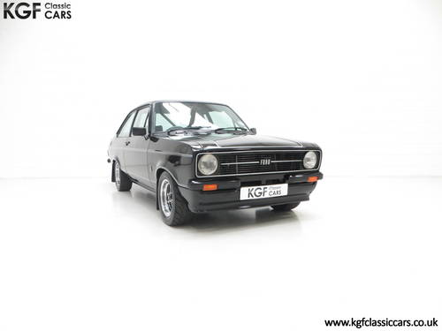 1977 An RS Owners Club Registered Mk2 Ford Escort RS Mexico  SOLD (picture 1 of 6)