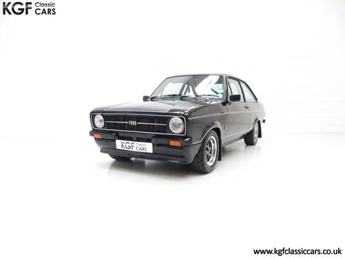 1977 An RS Owners Club Registered Mk2 Ford Escort RS Mexico  SOLD (picture 2 of 6)