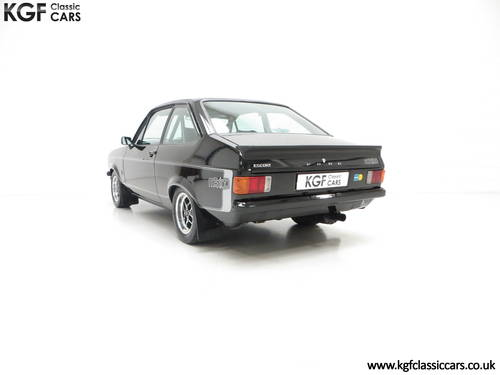 1977 An RS Owners Club Registered Mk2 Ford Escort RS Mexico  SOLD (picture 4 of 6)