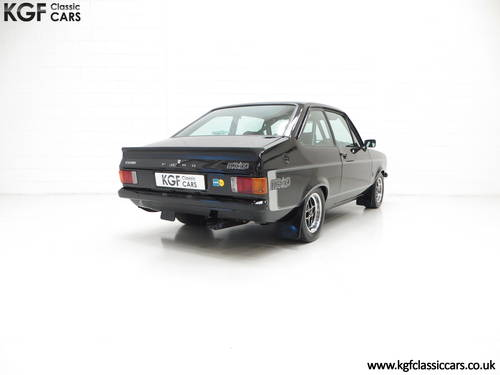 1977 An RS Owners Club Registered Mk2 Ford Escort RS Mexico  SOLD (picture 5 of 6)