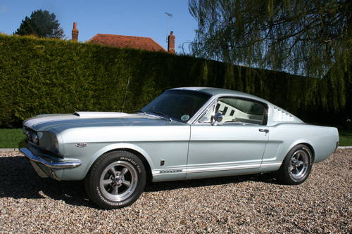 1965 Mustang Fastback V8 . NOW SOLD,MORE CLASSIC MUSTANGS Wanted (picture 1 of 6)