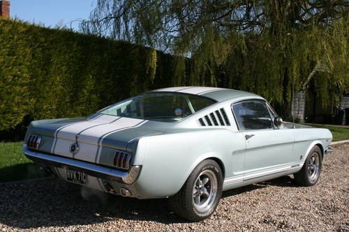 1965 Mustang Fastback V8 . NOW SOLD,MORE CLASSIC MUSTANGS Wanted (picture 2 of 6)