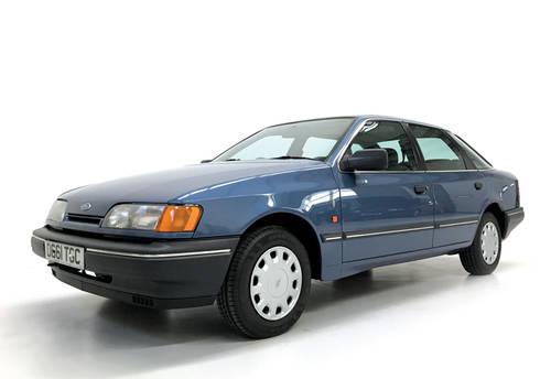 1987 Ford Granada 2.0i Ghia manual SOLD (picture 1 of 6)