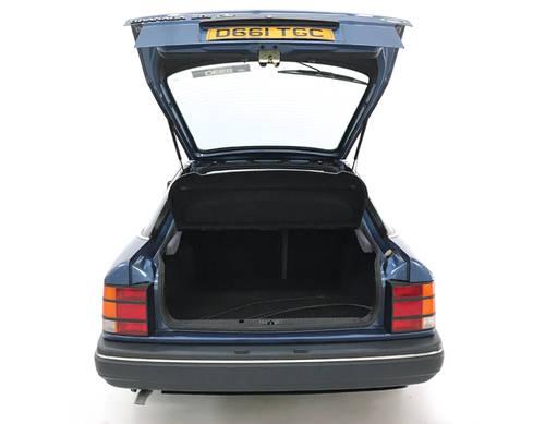 1987 Ford Granada 2.0i Ghia manual SOLD (picture 5 of 6)