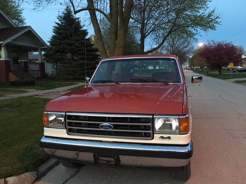 1990 Ford F150 Pickup For Sale (picture 3 of 4)