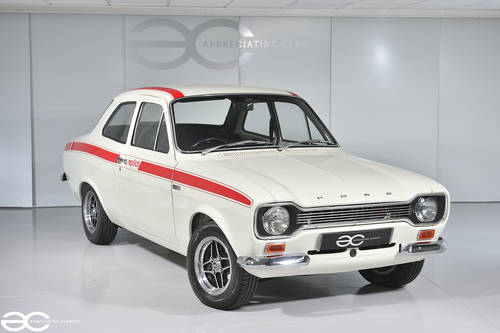 1971 Stunning - Show Condition MK1 Ford Escort Mexico SOLD (picture 2 of 6)