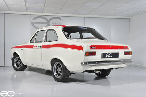 1971 Stunning - Show Condition MK1 Ford Escort Mexico SOLD (picture 3 of 6)