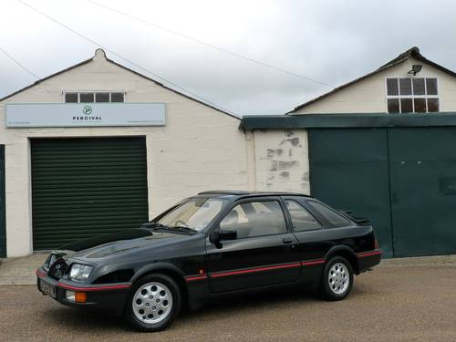 1983 Ford Sierra XR4i, 45,000 miles, SOLD SOLD (picture 1 of 6)