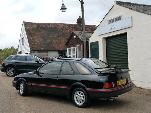 1983 Ford Sierra XR4i, 45,000 miles, SOLD SOLD (picture 2 of 6)