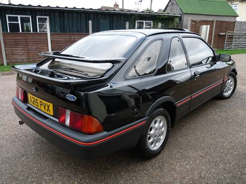 1983 Ford Sierra XR4i, 45,000 miles, SOLD SOLD (picture 6 of 6)