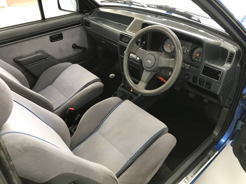 1985 MK3 Ford Escort 1.6i Cabriolet - 65k miles  SOLD (picture 5 of 6)