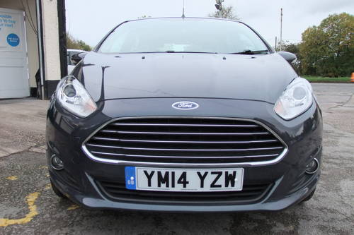 2014 FORD FIESTA 1.5 ZETEC TDCI 5DR SOLD (picture 4 of 6)