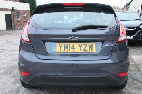 2014 FORD FIESTA 1.5 ZETEC TDCI 5DR SOLD (picture 5 of 6)