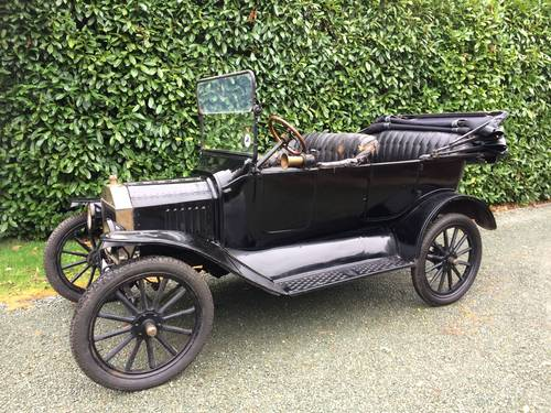 Incredible 1916 Ford Model T Touring - Not Used Since 1948 SOLD (picture 3 of 3)