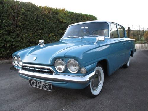 1962 Ford Consul 1300cc SOLD (picture 1 of 6)