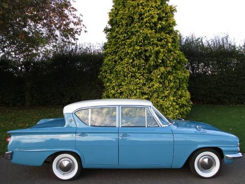 1962 Ford Consul 1300cc SOLD (picture 4 of 6)