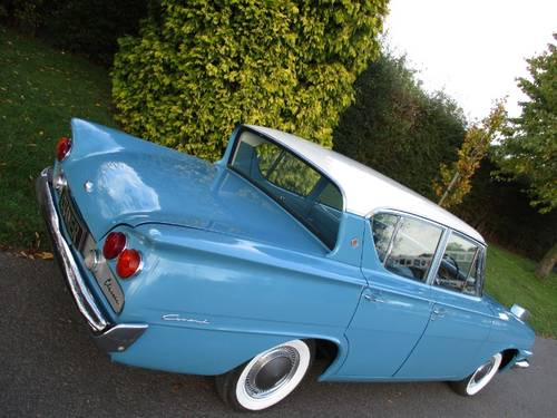 1962 Ford Consul 1300cc SOLD (picture 5 of 6)