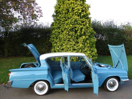 1962 Ford Consul 1300cc SOLD (picture 6 of 6)