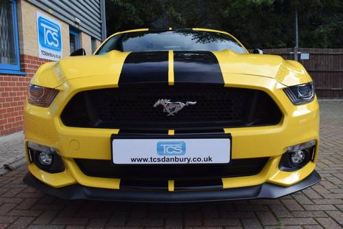 2016 Ford Mustang 5.0i V8 GT Fastback 6-Speed Manual SOLD (picture 4 of 6)