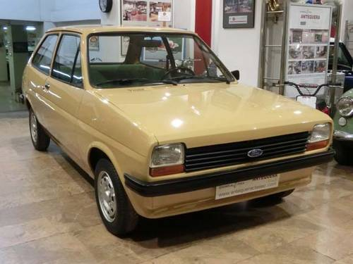 FORD FIESTA N 957 BC MK1 - 1976 For Sale (picture 1 of 6)