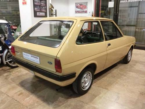 FORD FIESTA N 957 BC MK1 - 1976 For Sale (picture 2 of 6)