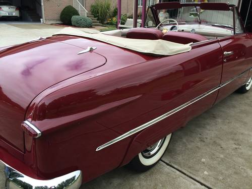 1949 Ford Deluxe Convertible For Sale (picture 2 of 6)