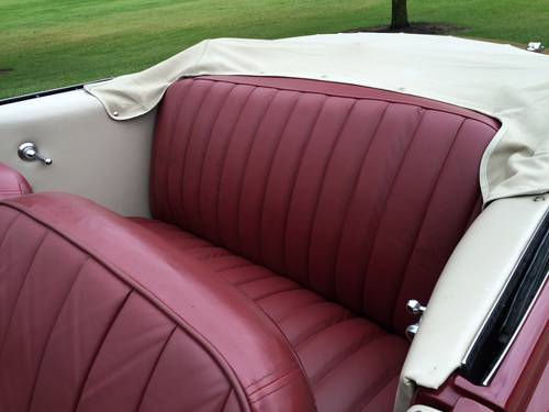 1949 Ford Deluxe Convertible For Sale (picture 4 of 6)
