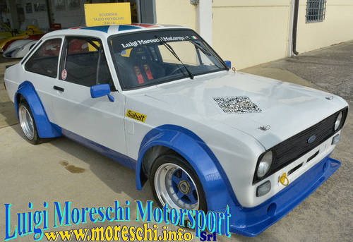 1975 Ford Escort Cosworth RS 2000 Mk2 (Terzi) For Sale (picture 1 of 6)
