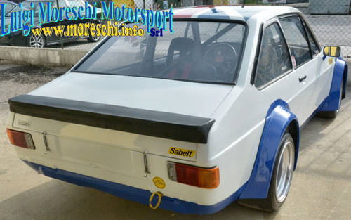 1975 Ford Escort Cosworth RS 2000 Mk2 (Terzi) For Sale (picture 3 of 6)