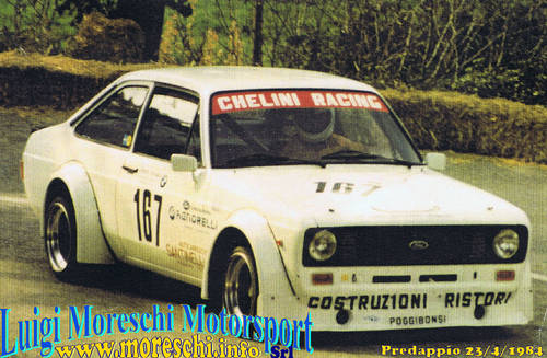1975 Ford Escort Cosworth RS 2000 Mk2 (Terzi) For Sale (picture 6 of 6)