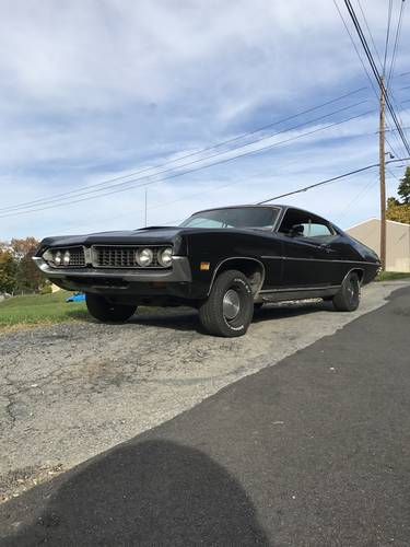 1971 Ford Torino GT Fastback For Sale (picture 1 of 6)