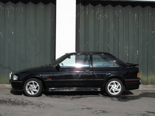 1991 Ford Escort Mk4 Xr3i For Sale Car And Classic