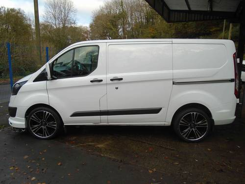 2015 Ford Transit Custom 2.2TDCi ( 100PS ) 290 L1H1 For Sale (picture 2 of 6)