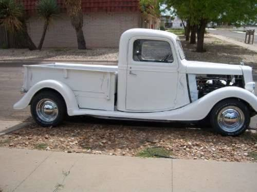 1937 Ford F1 Pickup For Sale (picture 1 of 5)