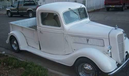 1937 Ford F1 Pickup For Sale (picture 2 of 5)