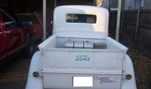1937 Ford F1 Pickup For Sale (picture 3 of 5)