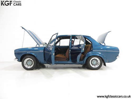 1972 An Immaculate Ford Escort GT Mk1 Superspeed V6 Recreation SOLD (picture 3 of 6)