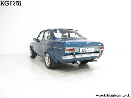 1972 An Immaculate Ford Escort GT Mk1 Superspeed V6 Recreation SOLD (picture 4 of 6)